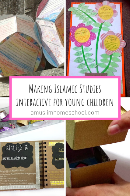 Making Islamic Studies fun for children