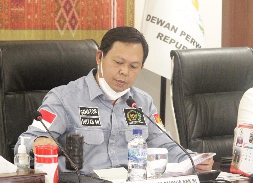 Wakil Ketua DPD RI: KUR 2021 Dinaikkan Menjadi 253 T, Sektor UMKM Akan Menyelamatkan Ekonomi Nasional