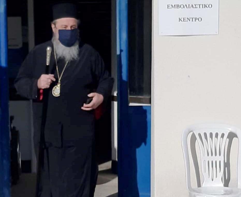 Δράμα: Στον εισαγγελέα ο μητροπολίτης για την «ανταρσία» ιερέων την περίοδο του Πάσχα