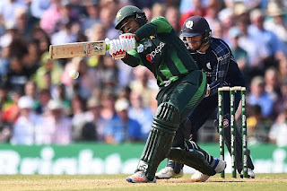 Sarfraz Ahmed 89* - Scotland vs Pakistan 1st T20I 2018 Highlights