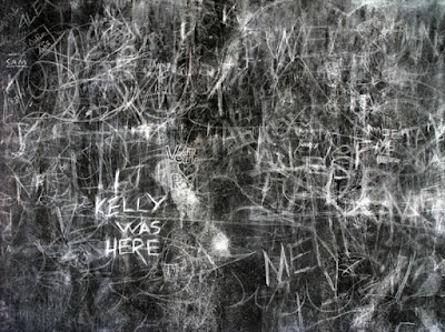 Fort Charlotte Graffiti