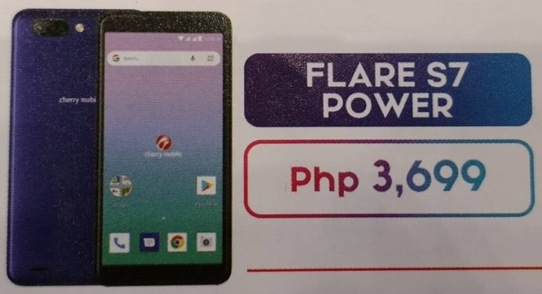 Cherry Mobile Flare S7 Power with 5000mAh Battery and Triple SIMs Announced for Php3,699