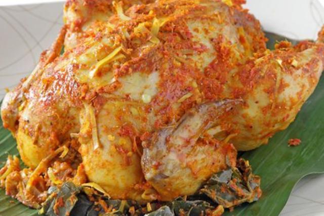 Cara Membuat Ayam Betutu Yang Lezat dan Nikmat