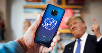 رسميا: دونالد ترامب يحظر شركة هواوي!