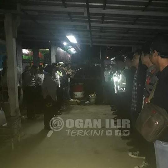 Razia Cipta Kondisi Pekat Musi 2018 Polres Ogan Ilir