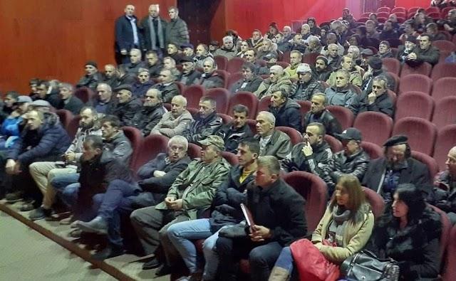 U Plavu i Gusinju pune sale: Veliko interesovanje za podršku iz Agrobudžeta