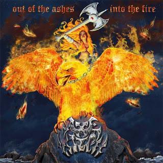 """Ο δίσκος των Axewitch """"Out of the Ashes into the Fire"""""""