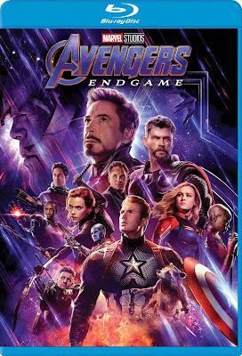Avengers: Endgame [2019] [BD25] [Latino] + [Bonus Subtiulado]