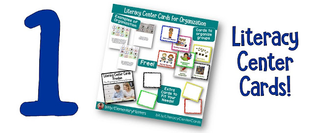 https://www.teacherspayteachers.com/Product/Literacy-Center-Organization-4715661?utm_source=Blog%20Post%20back%20to%20school%20freebies&utm_campaign=Literacy%20Center%20Cards