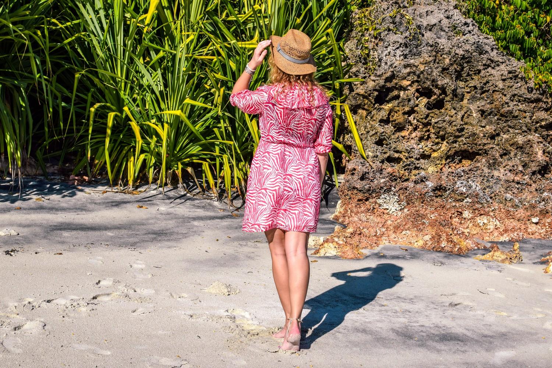 Sukienka w kwiaty Dresslily