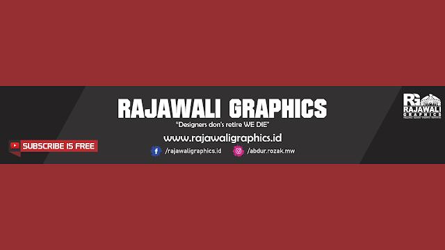 Sampul Youtube Rajawali Graphics