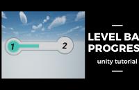 How to make game in unity for beginners How%2Bto%2Bmake%2Ba%2BLEVEL%2BBAR%2B%2Bprogress%2Bin%2BUnity%2B-%2BTutorial%2B2021%2B2022