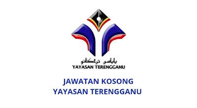 Jawatan Kosong Yayasan Terengganu 2019