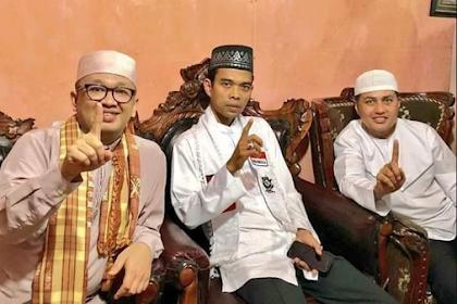 Hoax Ustadz Abdul Somad Disebut-sebut Dukung Jokowi Oleh Pendukung 01