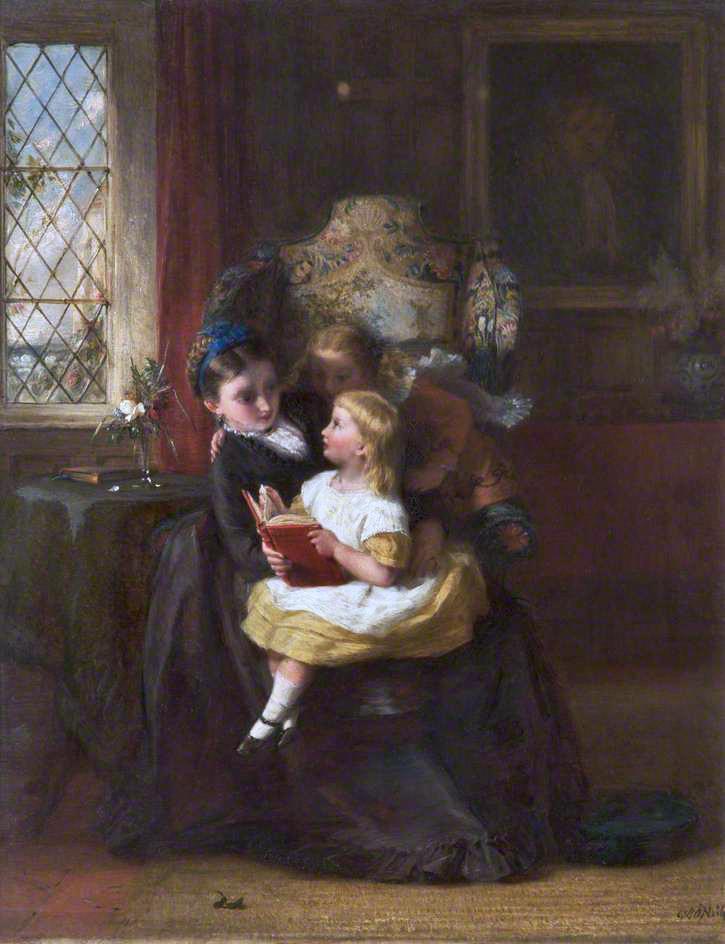 Victorian British Painting George Bernard O Neill