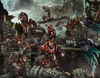 Warcry: The Iron Golem - Faeit 212: Warhammer 40k News and Rumors