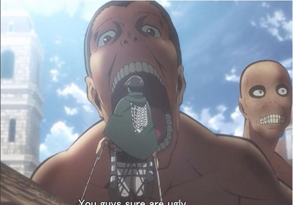 Attack on Titan' Report Why Titans Eat Humans