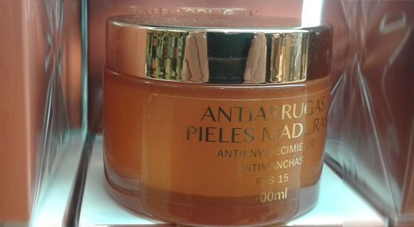 Crema anti arrugas pieles maduras Mercadona