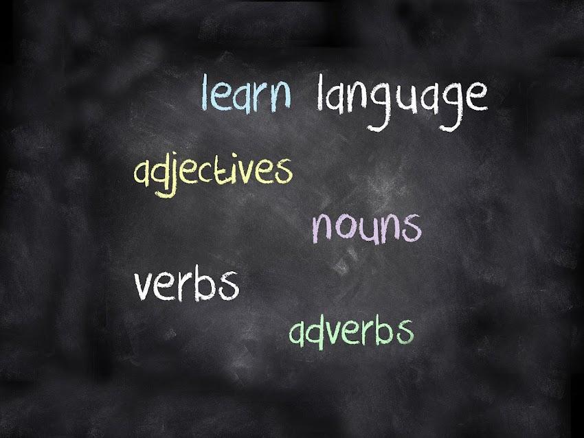 Parts of Speech : Jenis-Jenis Kata Di Dalam Bahasa Inggris