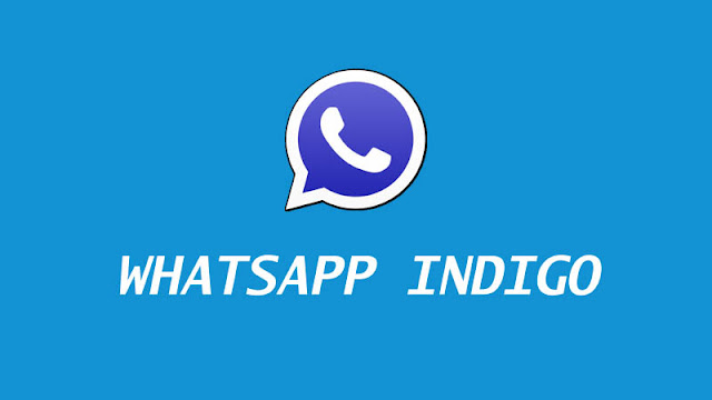 Download Whatsapp Indigo APK Terbaru