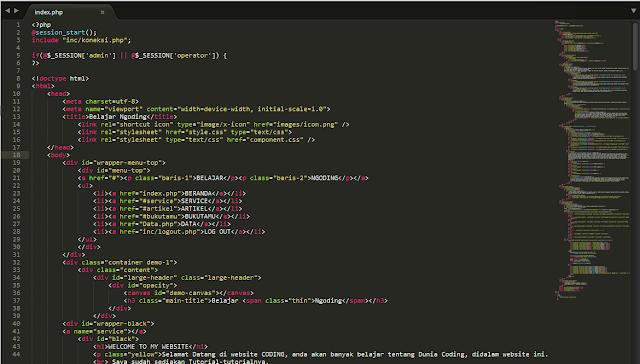 Cara Menggunakan HTML Editor Lengkap