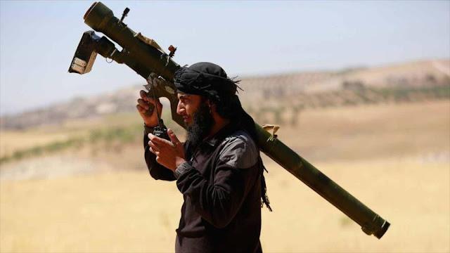 Siria acusa a EEUU de armar a terroristas a través de Ucrania