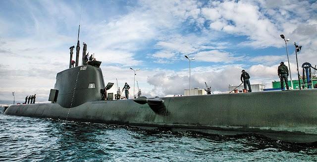 Υπερόπλο τα υποβρύχια που έγερναν-Η συνδρομή των Αξιωματικών ΠΝ