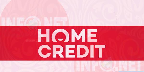 Sales Associate (SA) Home Credit SMA/K