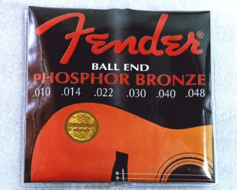 Senar Gitar Fender Akustik 010 guitar string
