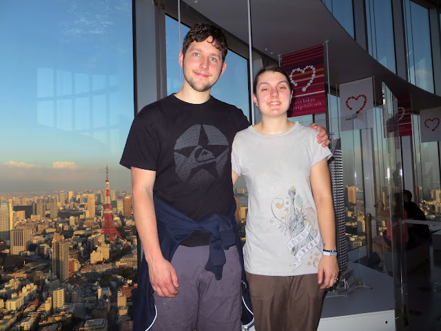 Tokyo, Japan, Tokyo Tower, Tokyo Sky Tree, Mori Building, Arts centre, Gallery, honeymoon, Views, Vantage point, Second tallest building in the world, international orange, Ropponi Hills, metropolis, Pintokona, Sushi, Eiffel Tower, Mt. Fuji,