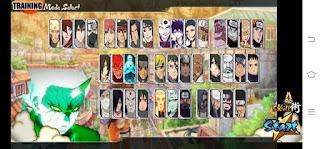 Download Naruto Senki Mod by Rifky Apin V1-1.17 Apk