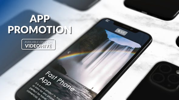 Fast Phone App Intro[Videohive][After Effects][27446752]