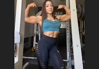 Muscle Growth, Female Muscle Growth With Two Top Workout Types (Part 2)