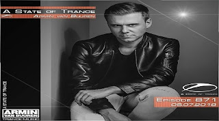 Armin Van Buuren - A State Of Trance 871 @ Radio DJ ONE
