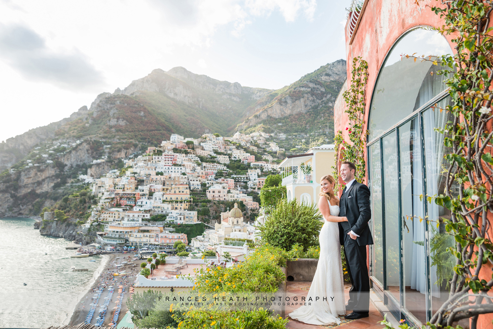 Wedding at Hotel Marincanto Positano