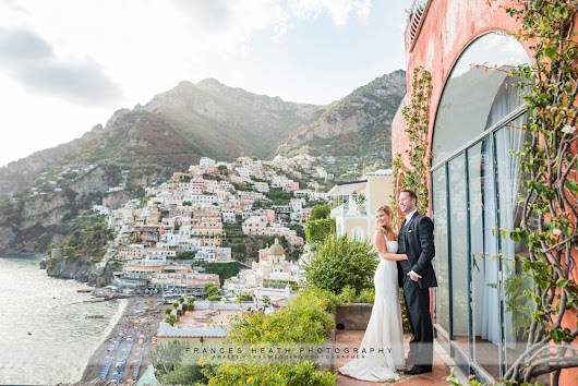 Holly & JD's Positano Elopement