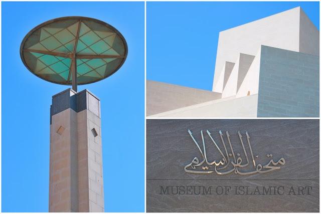 Una visita al Museo de Arte Islámico de Doha Exterior Museum of Islamic Art