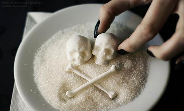 Από τη ζάχαρη ξεκινούν όλα τα προβλήματα υγείας