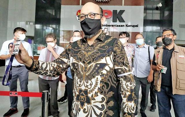 Soal Bendera Mirip HTI, Novel: Digulirkan Untuk Serang Eks Pegawai KPK