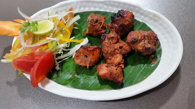 Mutton Pepper Kabab