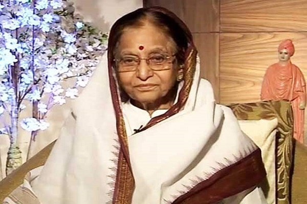 first lady in india