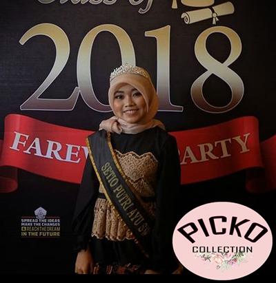 Sewa Gaun Pesta di Kota Padang