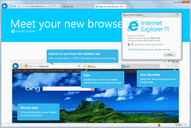 Microsoft launches Internet Explorer 11 for Windows 7 | Techno World