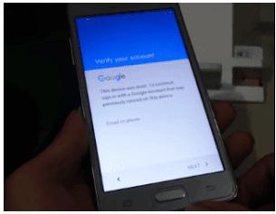 Cara Bypass Samsung J2 Prime