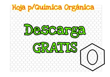 ▷ Hojas Hexagonales para Química Orgánica 👌  PDF y GRATIS 🚀
