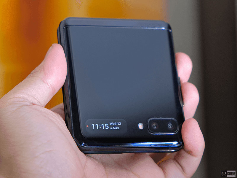 Samsung Galaxy Z Flip Unboxing and First Impressions