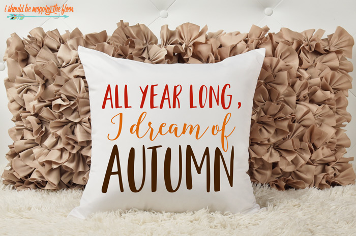 All Year Long, I Dream of Autumn