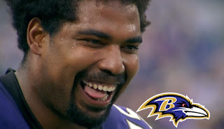 Jonathan Ogden Baltimore Ravens