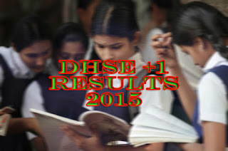 Kerala +1 DHSE Results 2015