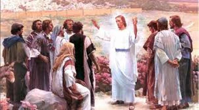 Injil Seharitu: Hari Tiga, 23 Haribulan 5, 2018 ba Minggu Ketujuh Musim Selama